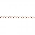 Decorative metal chain (iron) 5,5 x 4 x 0,8 mm
