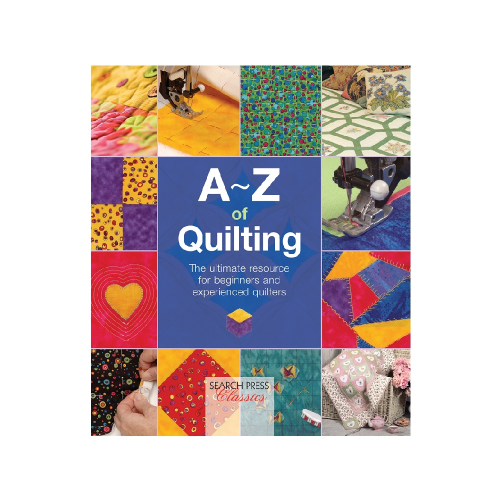 "Raamat ""A-Z of Quilting"""