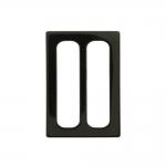 Пластиковая пряжка удавка 65x45 мм, для ремни шириной 55 мм