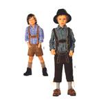 Püksid 104- 140cm / Pants/ Burda 9508