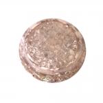 Suur, reljeefse kristalli mustriga, kannaga nööp 35mm, 54L