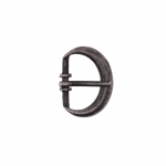 Metal buckle, 22x15 mm for belt width 16 mm