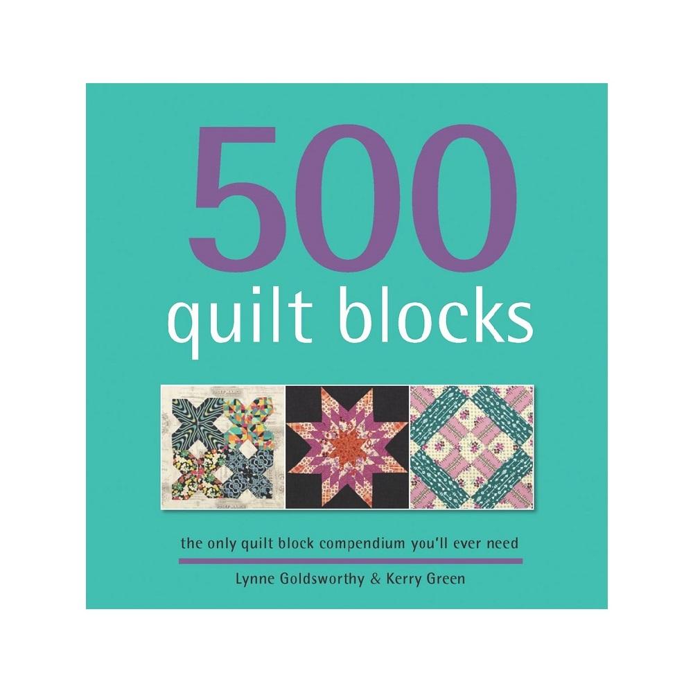 "Raamat ""500 Quilt Blocks"""