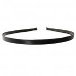 Metallist, satiinkattega peavõru toorik 14,5x13cmx5mm