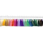 Masintikkimisniit Shanfa 3000y - värvivalik 16 kollakad, lillakad, rohekad toonid