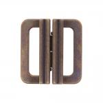 Metallist, kandiline suur pannal 40x35mm