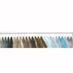 Masintikkimisniit Shanfa 3000y - värvivalik 10 pruunikad- sinakad toonid