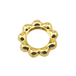 Metallrõngas / Flower Shaped Connector Ring / 6 x 2mm