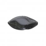Plastic Shank Button 34x17mm, 54L