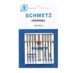 All-at-one Needles for Home Sewing Machines Kombi, Schmetz (Germany)