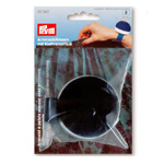Wrist Pin Cushion with hook-loop lace fixation, Prym 611341, 611340