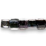 Dichroic klaashelmed, erikujulised