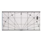 Läbipaistev plastjoonlaud / OLFA (Japan) MQR-15cm x 30cm - SOODUS