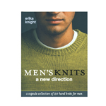 "Kudumisraamat ""Men`s Knits a new Direction"" firmalt Rowan"