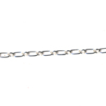 Decorative metal chain (iron) 10 x 5 x 1 mm ja 5 x 4 x 1 mm