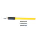 Professional Art Knife with 3 Blades / OLFA (Japan), AK-4