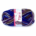 Tonia Metallic Scarf Yarn / Schoeller+Stahl (Germany)