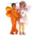 Haldjas ja Liblikas, Kasv 92-122 cm / Elf & Butterfly / Burda 2475
