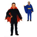 Vampiir ja Batboy, Kasv 116-164 cm / Bat-Boy & Vampir / Burda 2791