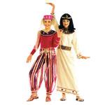 Cleopatra & Souleika, Kasv 140-170 cm / Burda 2497