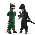 Dinosaurus ja Draakon, Kasv 98-128 cm / Dinosaure & Dragon / Burda 2503