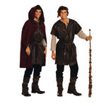 Robin Hood, Suurustele (Eur Sizes) 48-58 / Burda 7333