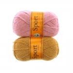 Sport Superwash Pure Wool Yarn / Albin Promotion (Slovenia)