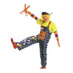 Kloun, Lõiked suurustele (Eur Sizes) Naised: 40(M)-54(XXL) ja mehed 46(M)-60(XXL)  / Clowns / Burda 2453