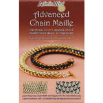 """Advanced Chain Maille"" Book / Beadalon (USA) / JBKCHMLADV"