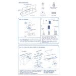 5 koonuspooli kasutamist võimaldav niidistatiiv õmblusmasinatele Janome 8200, 8900, MC500, Art. 859430009