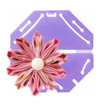 Kanzashi Flower Maker Clover (Japan) 8488