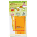 Набор шаблонов для шитья сумок Create Florida Tote Collection, Clover (Japan) 9515