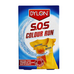 DYLON S.O.S. Colour Run, restore items stained by colour run accidents, 2ps × 75g