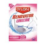 Valkoisen värinkirkkauden entisöija harmahtaneisiin alusvaatteisiin, DYLON Renovator Lingerie