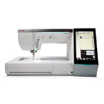 Sewing & Embroidery Machine Janome MC15000 version V.2.9