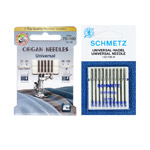 Universal (sharp) Needles for Home Sewing Machines