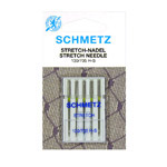 Strech (light ballpoint) Needles for Home Sewing Machines