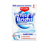 Valge värvierksuse säilitaja / DYLON White`n`Bright, 7 tk