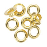 Brass made Eyelets