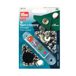 Trukikomplekt / O-spring Press Buttons 10ps Set / `Sport & Camping` / Prym