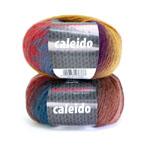 Caleido Chunky Alpaca Yarn / Austermann (Germany)