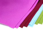Nonwoven Craft Felt Fabric, thickness 2mm, 1m x 1m