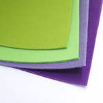 Craft Felt Fabric, 50 cm x 45 cm x 4,5 mm