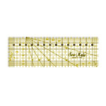 Clear View (Pachwork) Ruler 5cm x 15cm, SewMate M0515-2