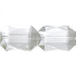 Ristkülikukujuline lapik tahuline kristall 30x20x10mm