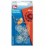 10 pcs Plastic Creative Buttons Set ø22 mm, Prym 312102