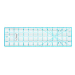 Tollmõõdustikus joonlaud / 4` x 14` Inch Scale Quilting Ruler with 1/8` gird / Le Summit (Taiwan) 34414