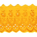 Broderie Anglaise Lace 10 cm