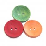 SA9 Värvitud puitnööbid läbimõõduga 23mm/36L