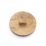 SB107 Naturaalsed puitnööbid, aasataolise auguga, läbimõõduga 22mm/34L